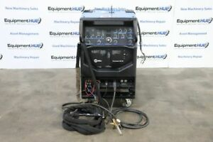 Miller Syncrowave 250 Dx 310 Amp Tig Welder 1ph