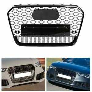 Sport Front Grill Grille For Car Audi A6 S6 C7 2012 2013 2014 201