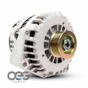 New High Output 250 Amp Alternator For Chevy C Silverado Truck 6 0l 6 6l 8 1l