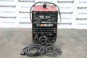 Lincoln Idealarc Tig 250 250 Ac dc Tig Stick Welder 1ph