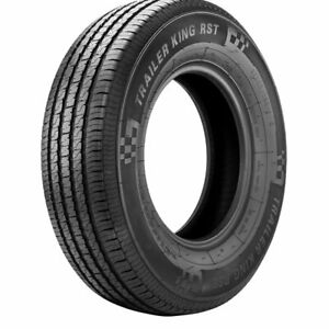 St235 85r16 Trailer King Rst f 12 Ply Bw 4 Tires