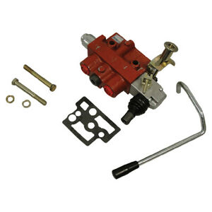 New Hydraulic Valve For Massey Ferguson 175 180 230 231 235 Orchard