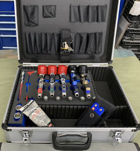 Sata Jet Carry Case With 5 Gun Insert For Jets 100 1000 X5500