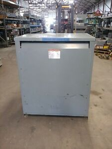 Ite 300 Kva 3ph Transformer 480 To 208y 120 Tested Guaranteed