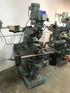Tree Model 2uvr Vertical Milling Machine 5690