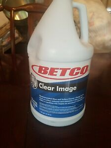 Betco Clear Image Glass Cleaner 192 1 Gallon