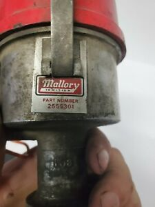 Distributor Dual Point Series 25 Mallory 2555301