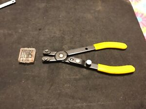 Craftsman Tools Internal External Snap Ring Pliers 9 45358 W Set Of Tips