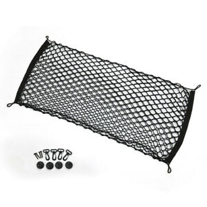 Truck Rear Trunk Bed Envelope Style Mesh Cargo Net For Toyota Tacoma Brand New