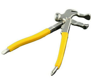 Tire Changers Wheel Balancers Forged Wheel Weight Hammer Pliers Combo Tool