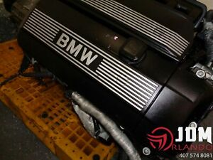 03 06 Bmw 325i Inline 6 Engine Transmission