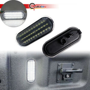 33 Smd White Led Cargo Truck Bed Lights Pair For 2015 2020 Ford F150 Us Seller