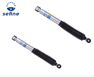 Bilstein B8 5100 Shock Absorbers Rear L H R H For 96 02 Toyota Tacoma 2wd 4wd