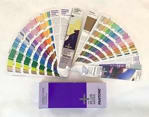 Pantone Plus Series Solid Coated Uncoated Formula Guide