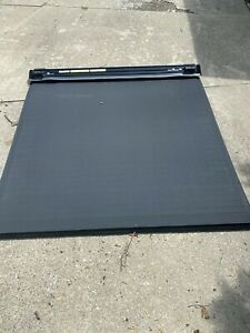 Truxedo 1546916 Sentry Ct Hard Roll up Tonneau Cover For Ram 2500 3500 W 76 Bed