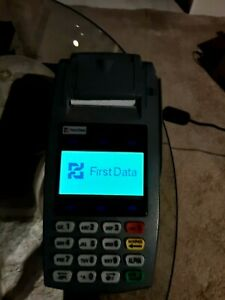 First Data Fd50 Credit Card Machine Works Great