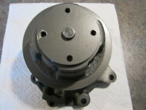 Sk3 Industrial Liquid Vacuum Pump Impeller With Housing And Belt Pulley