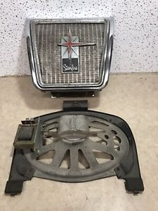 1962 Olds Starfire Rear Radio Speaker And Speaker Grill May Fit Other Gm