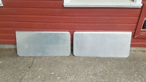 Amc Amx Javelin Custom Aluminum Door Panels Race Car Drag Road Circle 68 74
