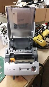 Brother P touch Ql 500 Thermal Label Printer Dk Rolls