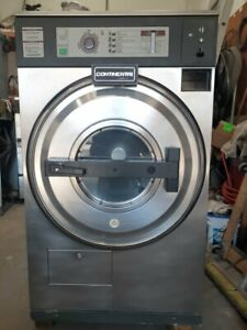 Used Continetal L1030 30lb Coin Laundry Commercial Washer Extractor
