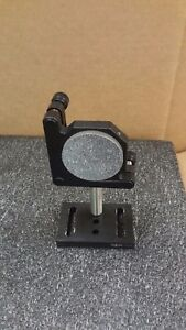 Thorlabs Km200 2 Kinematic Mirror Mount With Post And Base