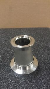 Vacuum Flange Conical Nipple Reducer