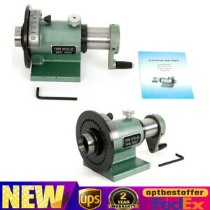 Indexing Fixture Collet Indexer Precision Pf70 5c Spin Index Jig