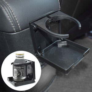 Auto Car Vehicle Universal Drink Cup Bottle Folding Beverage Pad Stand Holder