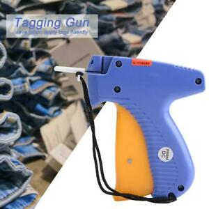 Plastic Price Label Tagging Gun Commercial Tagger For Clothes Garment Shop Tool
