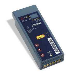 Save Lives oem Philips M3863a Heartstart Fr2 fr2 Aed Battery Install By 02 2025