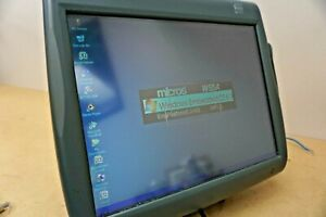 Micros Oracle Workstation 5 System Unit 400825 001 Touch Screen Pos System Works