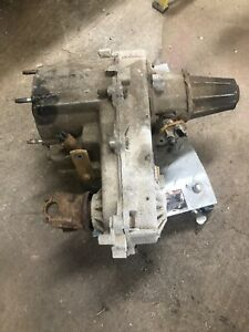 91 95 Jeep Wrangler Transfer Case Np231 4 0l Ax 15 23 Spline Short Input