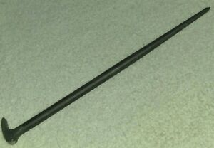 Snap On 1250 Rolling Head Pry Bar Lady Foot 12 Long Prybar Usa