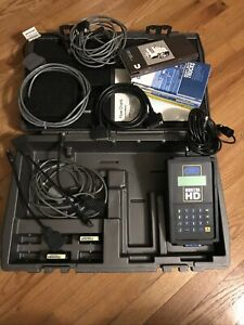 Otc Monitor Hd 2 0 Diagnostic Scanner Scan Tool Kit Heavy Duty Trucks