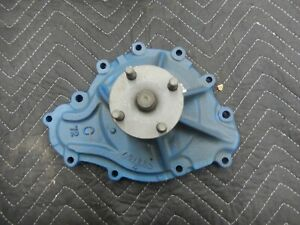 Remanufactured 488296 Pontiac 350 455 Water Pump
