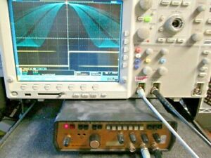 2mhz Sweep Function Generator Dual Output Tested Bk 3017a Sine sq triang pulse