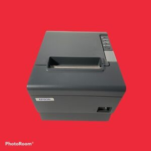 Epson Tm t88iv Point Of Sale Thermal Printer M129h Includes Power Supply