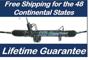 Power Steering Rack And Pinion Fits Dodge Ram Promaster Box Truck 3500