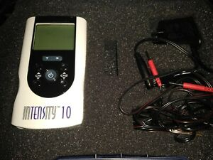 Intensity 10 Dual Channel Digital Tens Unit