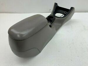1999 2004 Oem Ford Mustang Center Console With Armrest And Storage s7952