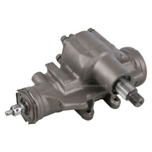 Quick Ratio Power Steering Gear Box For Amc Gm Replaces Saginaw 5691 2 5 Ltl