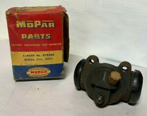 1939 1940 1941 1942 Chrysler Plymouth Dodge Desoto Wheel Cylinder New Old Stock