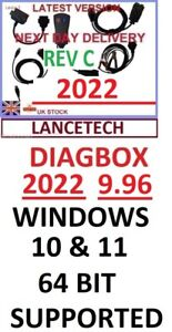 9 68 Full Chip Rev C Lexia 3 Peugeot Citroen Diagnostic Interface Pp2000 Diagbox