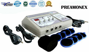 Electrotherapy Machine 4 Channel Relief Therapy Digi Physical Therapy Unit Ikjh