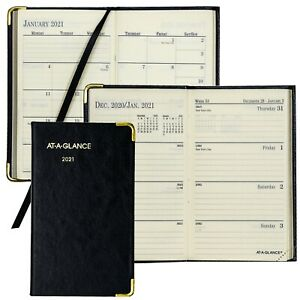2021 At a glance 70 1111 Fine Diary Weekly Planner 2 7 8 X 4 7 8