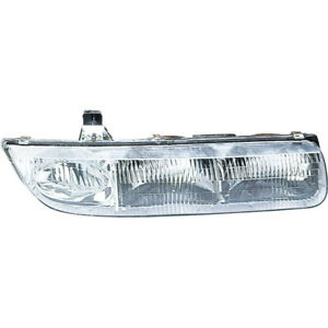 Right Side Headlight Assembly For Saturn Sl Sl1 Sl2 Sw1 Sw2 1996 1999