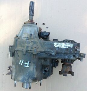 Jeep Wrangler Tj Np231 Transfer Case 23 Spline Long Input 52099211 97 02 231j