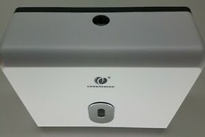 Chuangdian N folded Paper Hand Towel Dispenser Wall Mounted White N fold Cd 8055