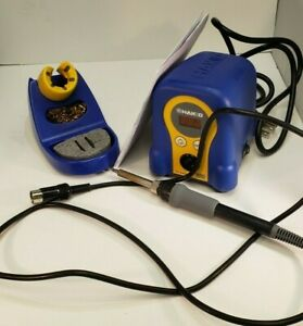 Hakko Fx888d 23by Digital Soldering Station 70w 120vac lightly Used
